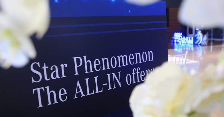 Star Phenomenon The ALL-IN offer by Benz Praram3